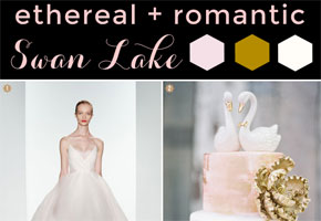 Swan Lake Winter Theme: Fairy Tale Inspiration with Ethereal Romance!