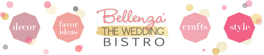 Unique Wedding Ideas from the Wedding Bistro at Bellenza