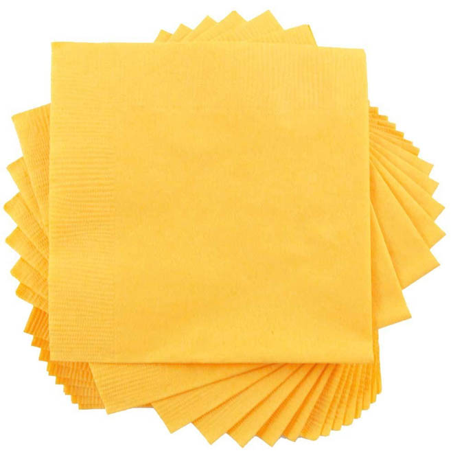 5 - Small Beverage Napkins
