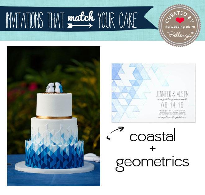 Modern Geometric with a Coastal Vibe