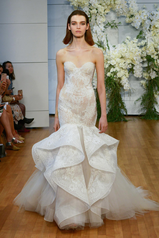 Elegant Bridal Gowns for Tall Brides