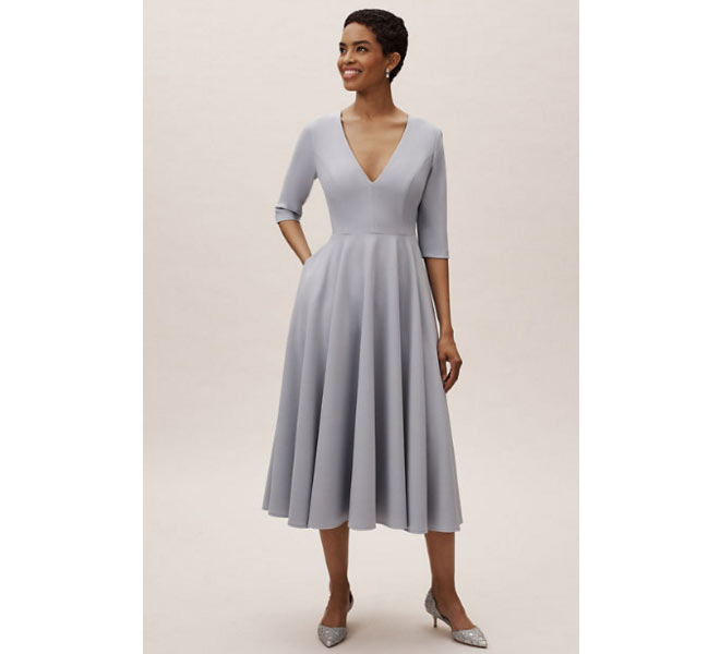Valdis Dress via BHLDN