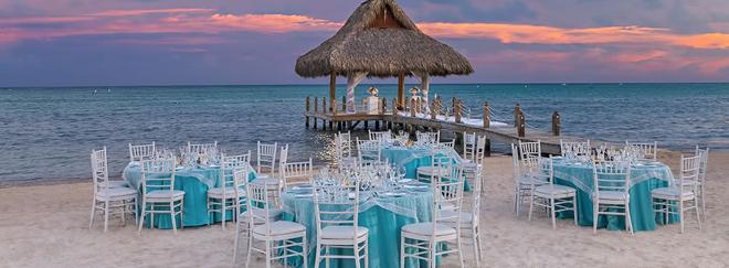 Westin Punta Cana Resort and Club Evening Reception