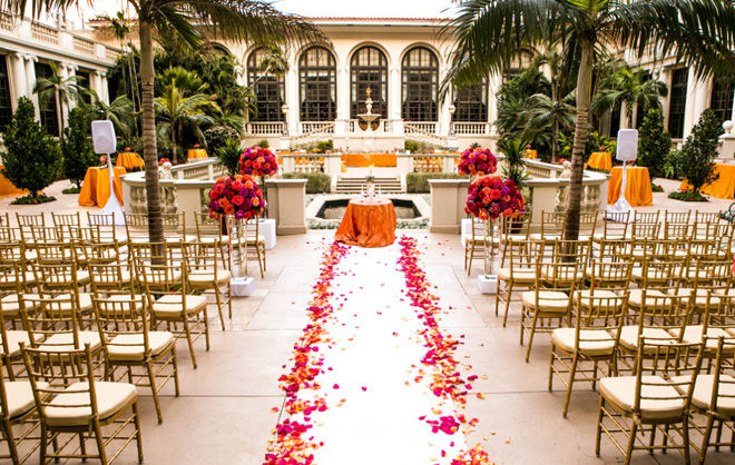 Palm Beach Wedding Venues | Unique Places To Tie The Knot In Swanky Palm Beach Unique Wedding