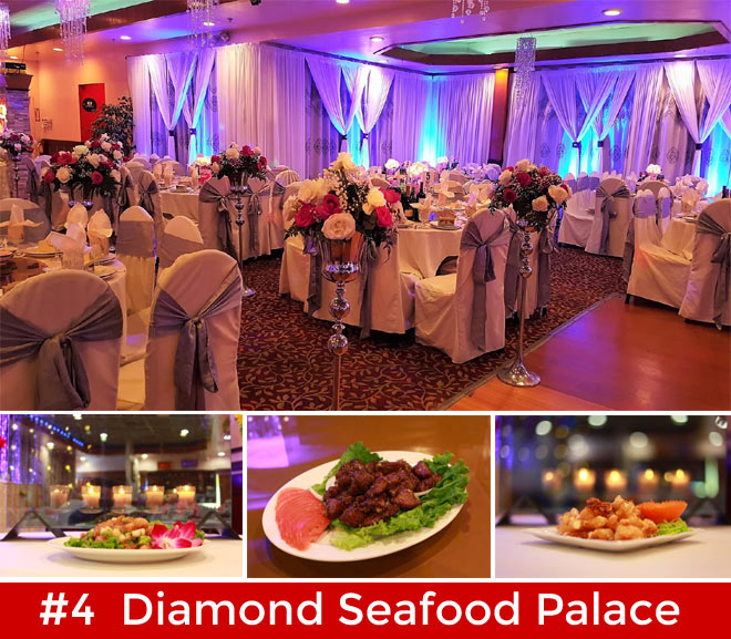 Diamond Seafood Palace in Stanton.