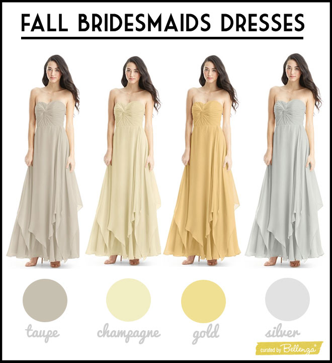 Style in Different Neutral Hues of Taupe, Champagne, Gold, Silver