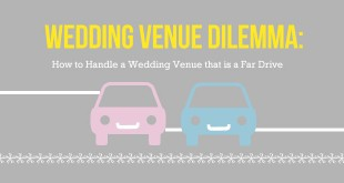 Tips for Helping Guests Get to Your Distant Wedding Venue