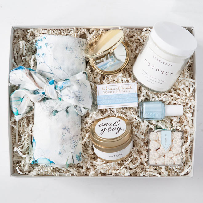 Luxe Bridesmaid Gift Box