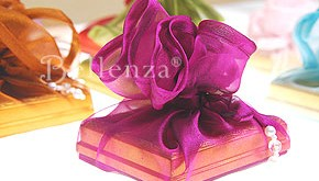 Fuchsia wedding color ideas