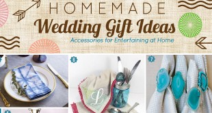 Homemade Wedding Gifts