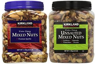 2 - Kirkland Signature Mixed Nuts