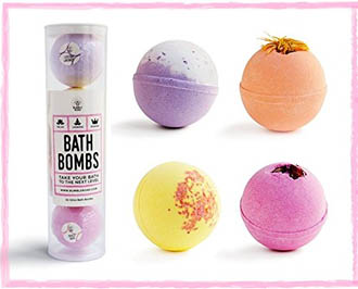 1 - Luxury Bath Bombs Set