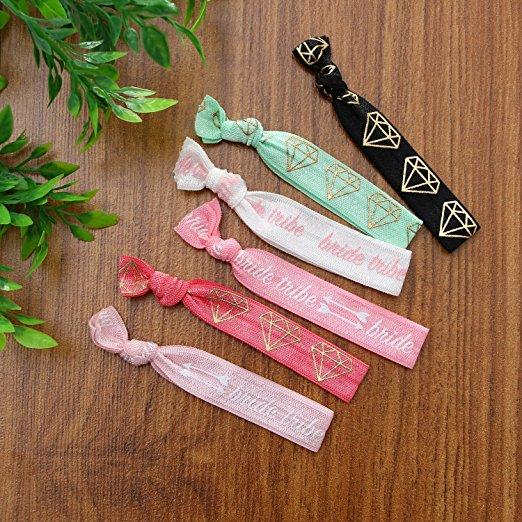 3 - hair ties