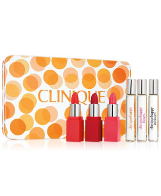 "3 - ""Pops of Happy"" Clinique 6-Pc. Gift Set"