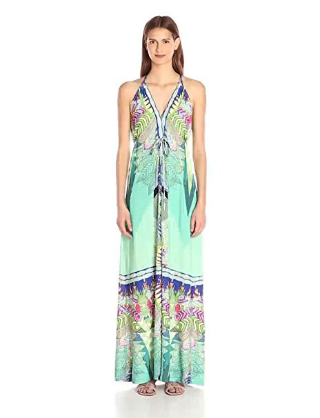 Women's Jungle Playground Maxi Dress