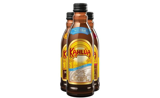 Kahlua flavored drinks
