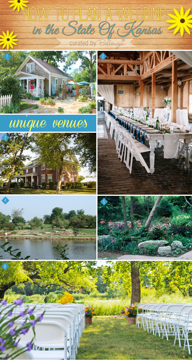 How to Plan a Destination Wedding in the Sunflower State, Kansas!