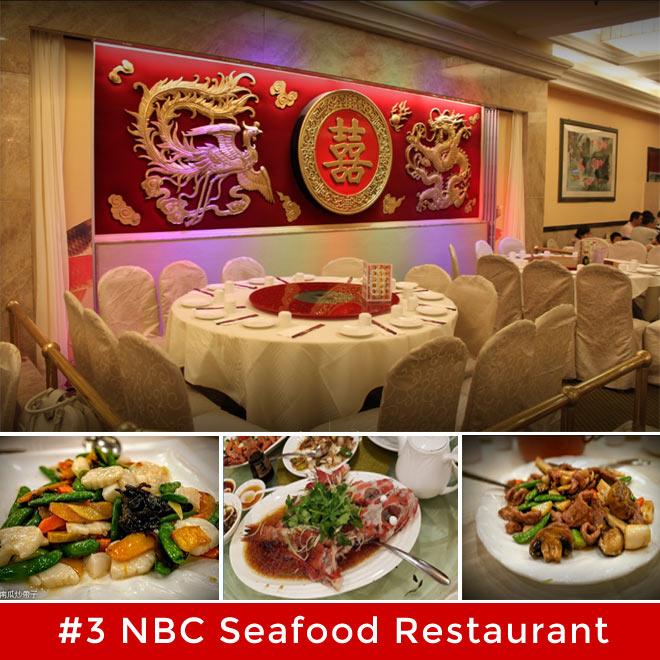 NBC Seafood Restaurant in Monterey Park