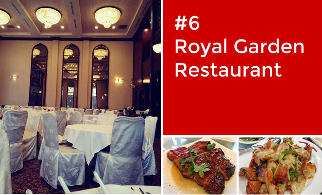 Royal Garden Restaurant