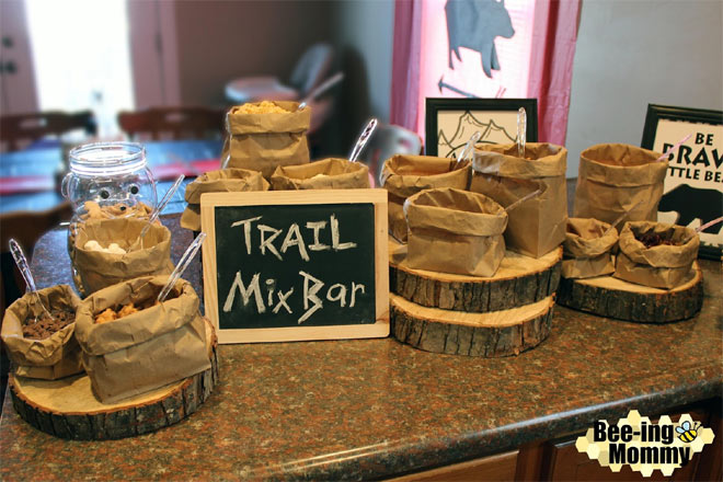 How To Create A Trail Mix Bar At Your Wedding Creative