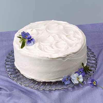 Bake your own wedding cake.
