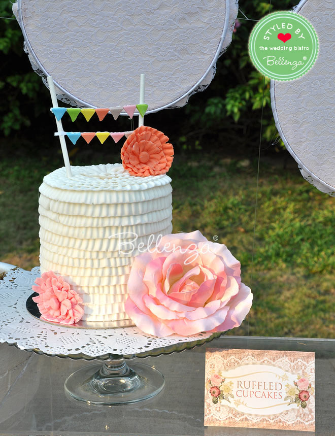 Practical wedding cake ideas