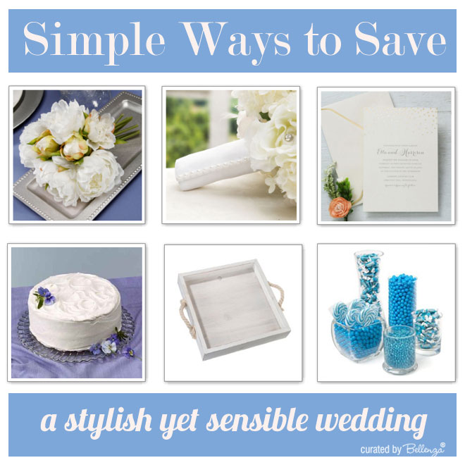 5 Cost-cutting Wedding Ideas that Don't Skimp on Style