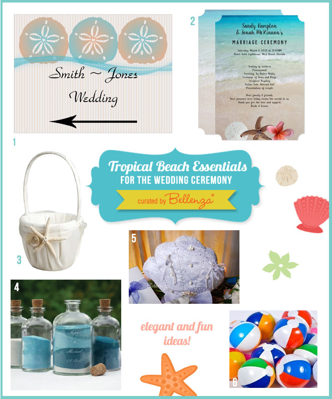 Seaside Wedding Ceremony essentials width=