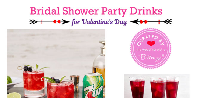Valentine's Bridal Shower Ideas
