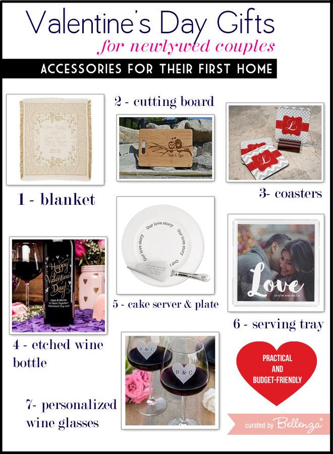 Valentine's Day Wedding Shower Gift Ideas
