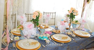 How to Host a Quaint Victorian Bridal Shower