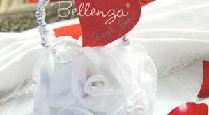 Bridal Shower Floral Favor Bags