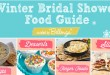 16 Easy Recipes for Winter Bridal Shower Good