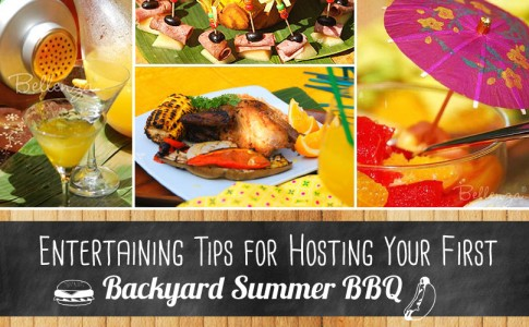 First time hosting a bbq party guide