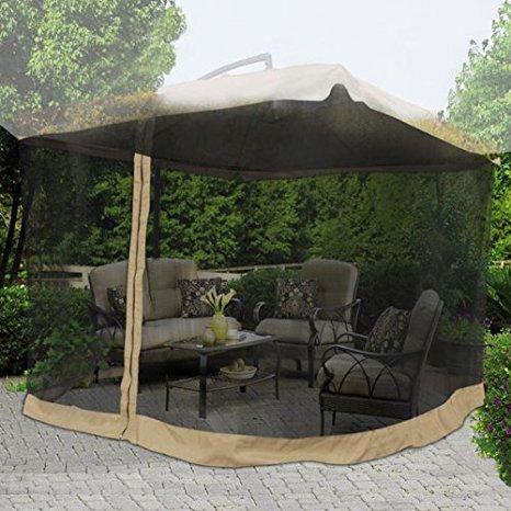 Protected Garden Retreat