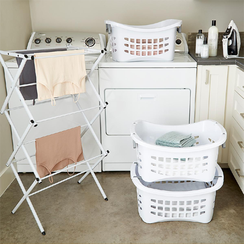 Laundry & Ironing Starter Kit - via The Container Store