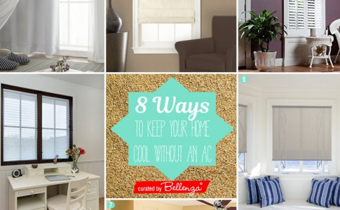 8 ways to use little or no AC this summer.