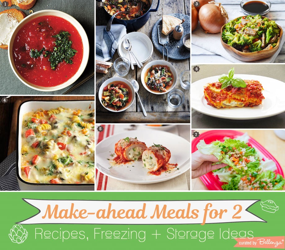 make ahead freezer meal ideas that are easy