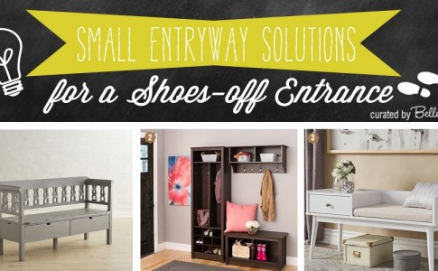 Entryway solutions from ideas to product selections.