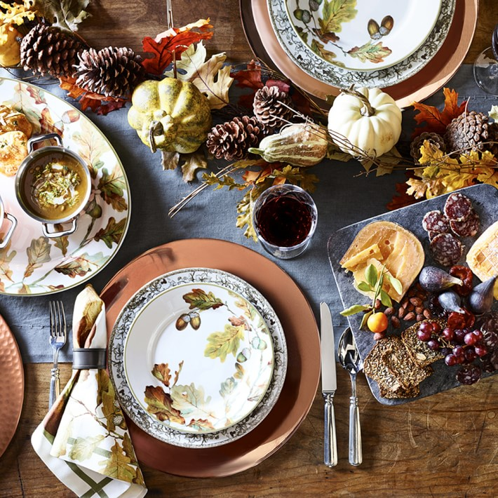 Acorn Dinnerware Collection from Williams-Sonoma