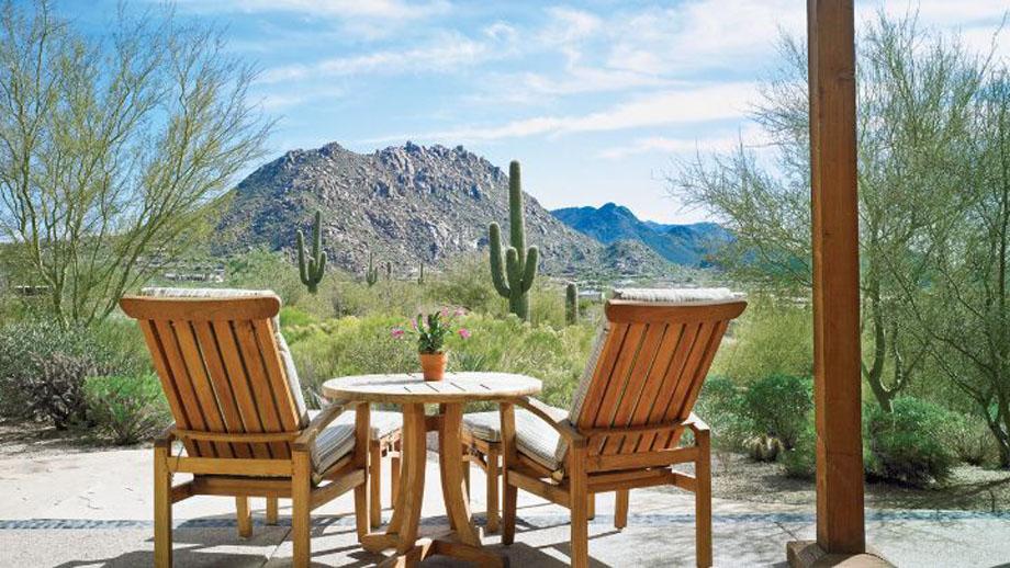 Image credit: Four Seasons Resort, Scottsdale, Arizona