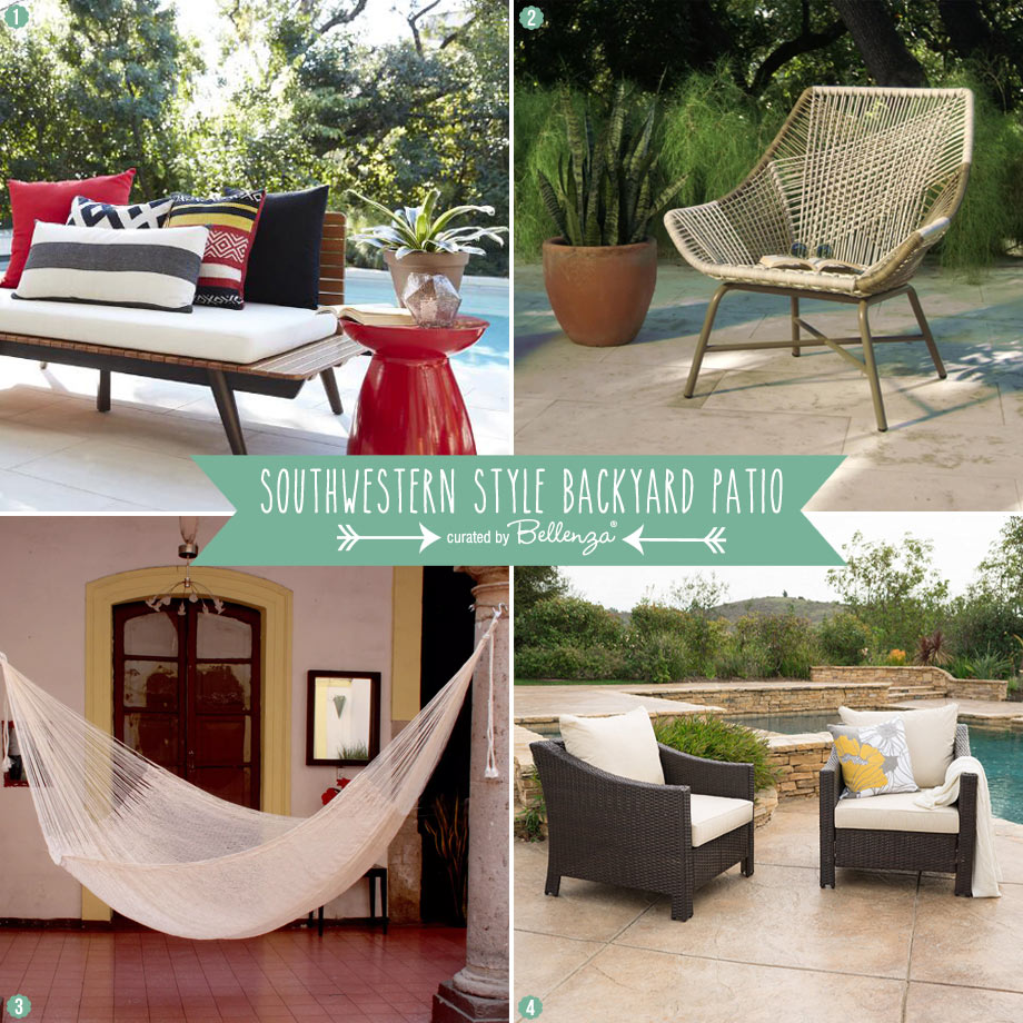 Outdoor Furniture Pieces