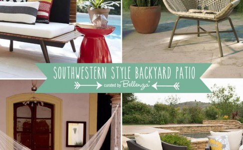 Inspiration for Your Own Desert Garden Backyard Getaway
