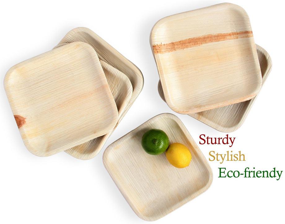 Leafily Palm Leaf Plates