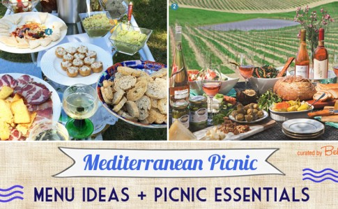 Inspiration for a Mediterranean-style Picnic Spot