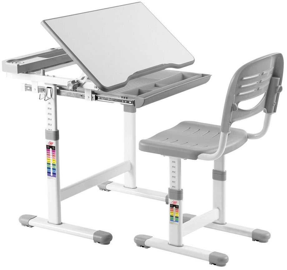 Costzon-Kids-Desk-and-Chair