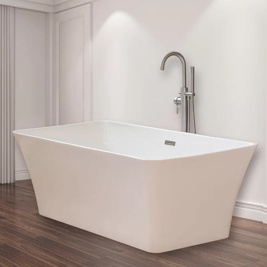 Freestanding-Soaking-Bathtub