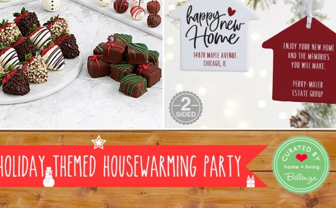 Housewarming Party During Christmas