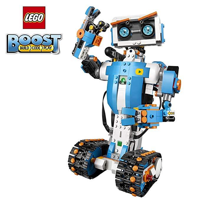 Lego robot tool set