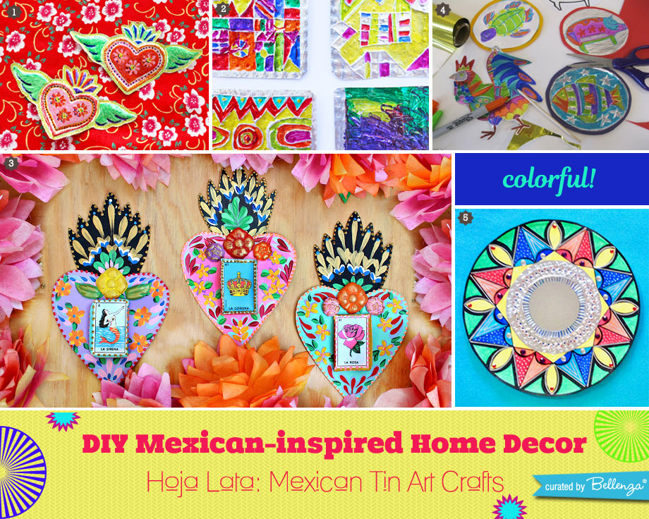 Hoja Lata: Mexican Tin Art Crafts
